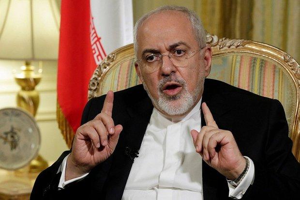 Zarif, Iraqi PM hold meeting in Baghdad