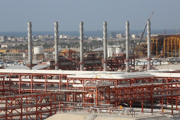 3rd phase of Persian Gulf Star Refinery goes on stream