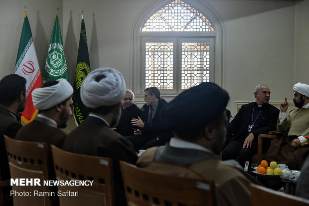 2nd preparatory meeting of Imam Reza and Interfaith Dialogue conf.