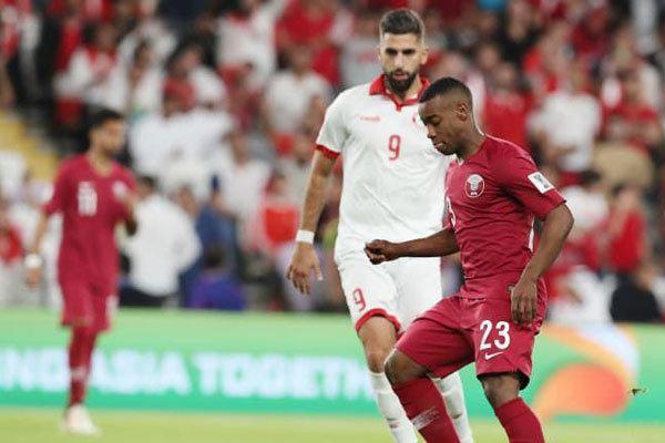 قطر به مرحله یک چهارم نهایی صعود کرد