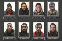 دەستگیریی ٨ ئەندامی بیانیی داعش لە هەژینی سووریا