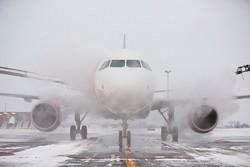 پرواز فرودگاه گرگان لغو شد/ قطعی برق در برخی از روستاها