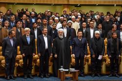 Ayetullah Haşimi'nin vefatının 2. yıldönümü töreninden kareler
