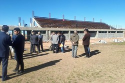 ۶ پروژه در مجموعه ورزشی «آزادی» کوهدشت در دست اجرا است