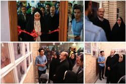 استاندار قزوین نمایشگاه عکس کودکان کار را افتتاح کرد