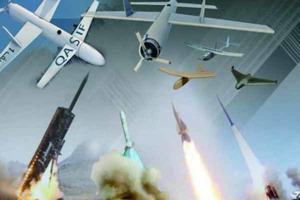اولین حمله کوبنده پهپادی ۲۰۱۹ ضد متجاوزان