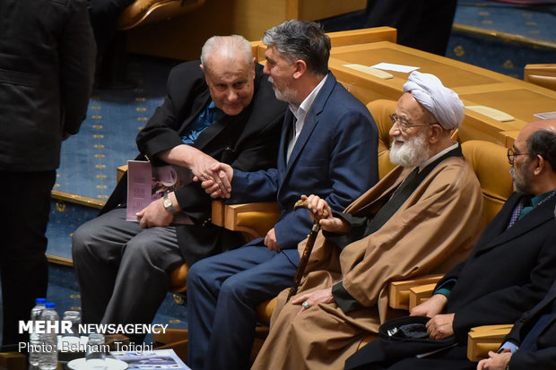 Commemoration ceremony of 2nd demise anniversary of Ayatollah Hashemi Rafsanjani…