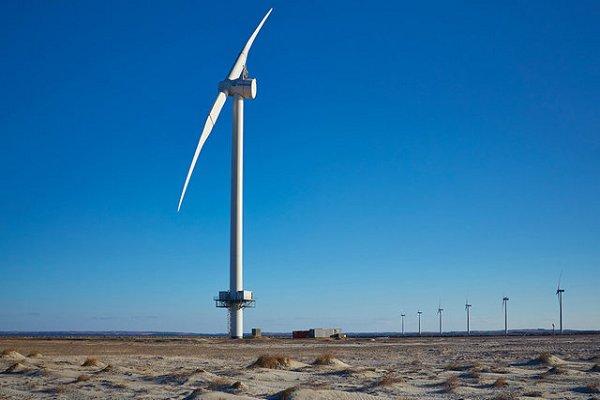 عملیات اجرایی نیروگاه بادی ۵۰ مگاواتی «میل نادر» سیستان آغاز شد