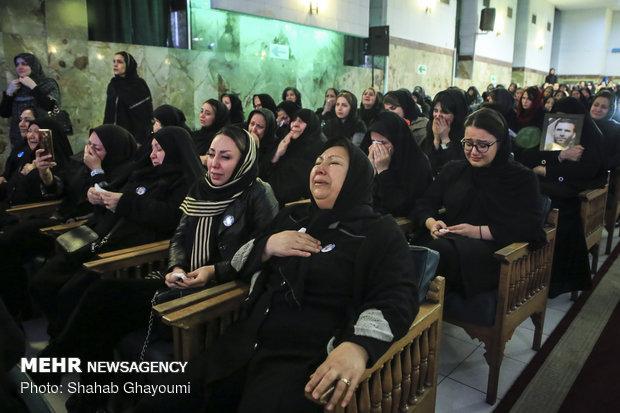 پایگاه خبری آرمان اقتصادی 3009555 تصاویر بزرگداشت نخستین سالگرد شهدای سانچی