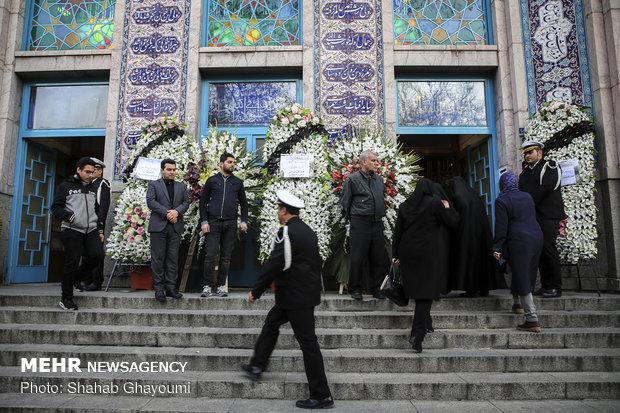 پایگاه خبری آرمان اقتصادی 3009556 تصاویر بزرگداشت نخستین سالگرد شهدای سانچی