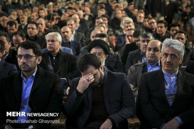 پایگاه خبری آرمان اقتصادی 3009557 تصاویر بزرگداشت نخستین سالگرد شهدای سانچی