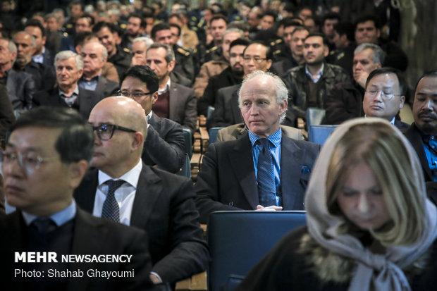 پایگاه خبری آرمان اقتصادی 3009562 تصاویر بزرگداشت نخستین سالگرد شهدای سانچی