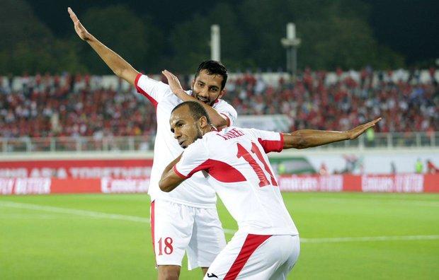 منتخب الأردن يتعادل سلبيا أمام فلسطين ويتأهل كأول المجموعة