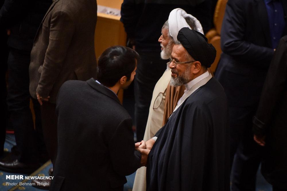 مراسم بزرگداشت دومین سالگرد مرحوم هاشمی رفسنجانی