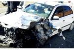 یک کشته و چهار مصدوم در تصادف محور هراز