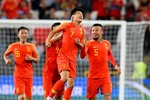الصين تقلب الطاولة على تايلاند في 4 دقائق وتطيح بها من كأس آسيا