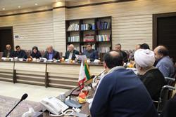 اولین نشست مجمع خیرین قزوین برگزار شد