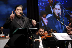 Iran's National Orchestra performs in Tabriz