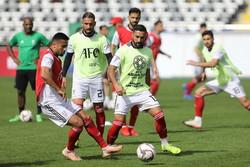 İran Milli Futbol Takımı'nın antrenmanı böyle geçti