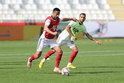 ابراهیمی: بازیکنان عراق دنبال تنش بودند/ روی من پنالتی رخ داد