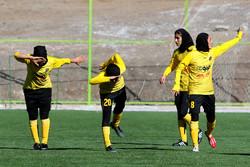 پیروزی پُرگل سپاهان و تساوی در حساسترین دیدار لیگ فوتبال بانوان