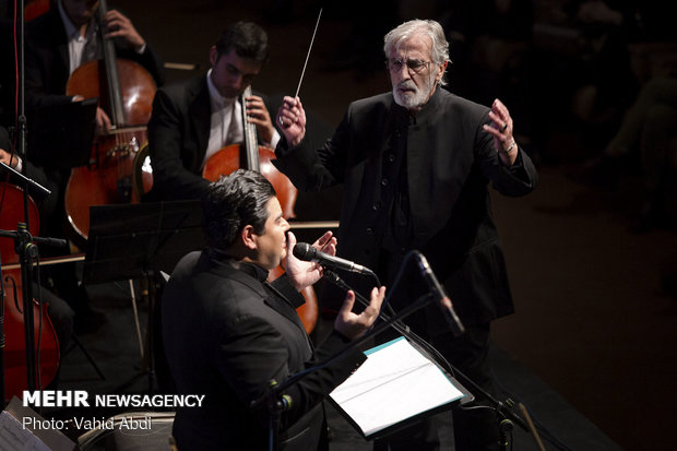 Iran's natl. orchestra performs in Tabriz
