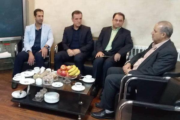 سفر رئیس و دبیر سازمان لیگ فوتسال به مشهد