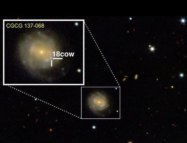 تلسکوپ, سیاه چاله, فناوری فضایی
