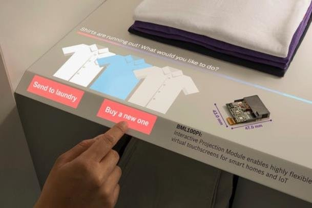 دستگاهی که به کاربر توصیه می کند چه لباسی بپوشد