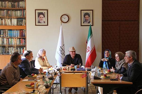 بازدید رماننویس الجزایری از بنیاد سینمایی فارابی