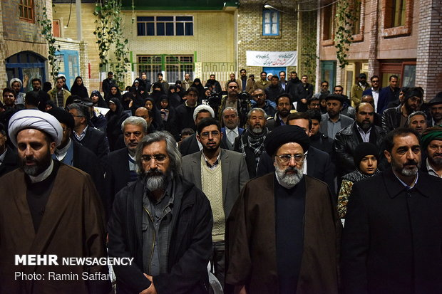 افتتاح موزه زنده زیارت؛ بخش ویژه انقلاب اسلامی