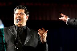 کنسرت ارکستر ملی اصفهان به خوانندگی سالار عقیلی