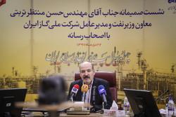 صادرات LPG متوقف نشده است/درآمد گازی از عراق را به یورو گرفتیم