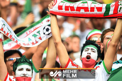 امیدواری هواداران تیم ملی به قهرمانی ایران در امارات