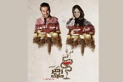 «زهرماری» باز هم به صحنه میرود/ وحید آقاپور و الناز حبیبی در «ملک»