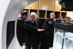 افتتاح پارک فناوری سلامت/ راه اندازی دستگاه شتابدهنده خطی پزشکی