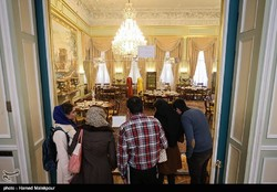 Tehran palace hosts half a million visitors in autumn