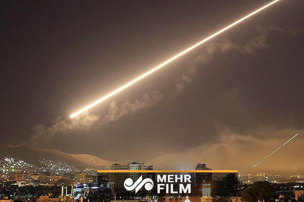 'Israeli jets' target Damascus airport warehouse, 'most' missiles intercepted - Syrian media