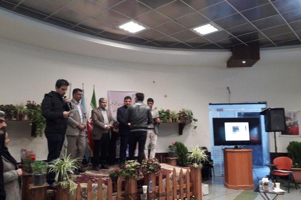 سومین جشنواره بالکن های سبز و ایمن در گرگان برگزار شد