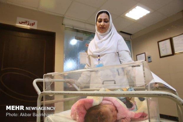 ۱۳۰۰ دانشجوی پرستاری در مازندران تحصیل می کنند