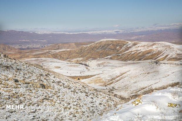 التزلج على العجلات في خراسان الشمالية