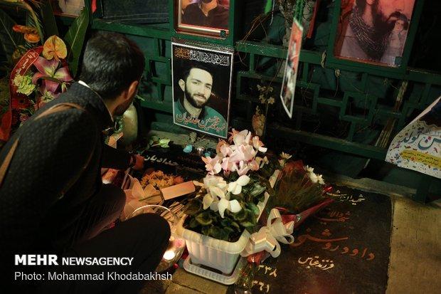 جشن تولد شهید محمد حسین حدادیان