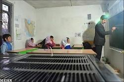 خداحافظی مدارس اردبیل با بخاریهای نفتی