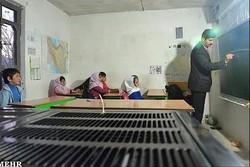 پایان خوشنشینی بخاریهای نفتی در مدارس همدان/۲۴ مدرسه باقی است