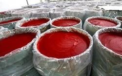 کشف بیش از ۴۲ تن رب گوجهفرنگی غیر بهداشتی در ساوه