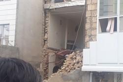 نشت گاز موجب انفجار یک واحد مسکونی در همدان شد