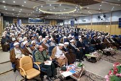 همایش سراسری مدیران روحانی نیروهای مسلح آغاز شد
