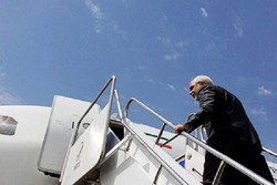 Zarif leaves for Baghdad