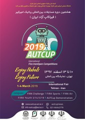 8th Amir Kabir International Robotic and Artificial Intelligence Contest (Autcup 2019)