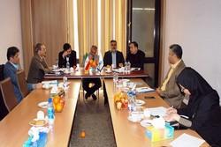 جلسه هیات رئیسه فدراسیون قایقرانی برگزار شد